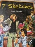 SHAKESPEARE DETECTIVE. Y 7SKETCHES.  - foto