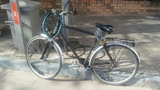 vendo bicicleta grande 24 canbios - foto