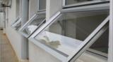 carpintería aluminio y madera - foto