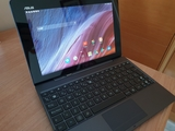 Tablet Asus Transformer TF701T + teclado - foto
