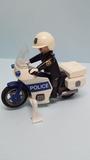 Playmobil 3986 Moto Policía - foto