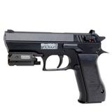 Pistola swiss arms sa941 co2 4,5 negra - foto