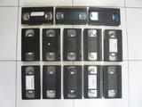 13 Cintas VHS películas X - foto