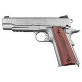 Pistola swiss arms p1911 co2 plata/mader - foto
