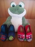 Zapatillas niÑo n 26 - foto