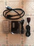 Dispositivo hdmi switch 5 puertos nuevo - foto