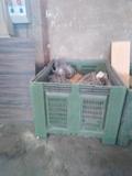 Contenedor basura - foto