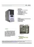 Carcasa torre PC APEX PC-302 - foto