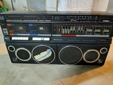 Radio Casette ochentero - foto