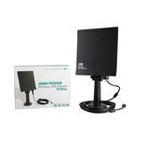 Antena wifi panel de largo alcance - foto