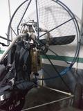 Equipo completo de paramotor trike - foto