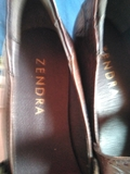 Zapatos Zendra. - foto