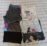 Lote tres mallas y tres camisetas - foto