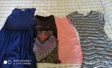 lote dos vestidos dos camisetas y pantal - foto