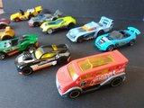Lote coches hotwheels - foto