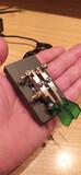 Manipulador doble pala magnético - foto