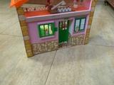vendo casita granja de muñeca - foto