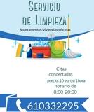 Servicios de limpieza - foto