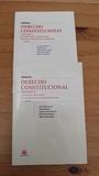 DERECHO CONSTITUCIONAL VOLUMEN I Y II - foto