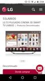 Smart TV LG 55 pulgadas cinema 3d - foto