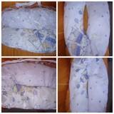 Cojín almohada lactancia - foto