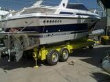 Cunas hidráulicas para barcos-remolques - foto
