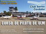 Piloto en Córdoba Curso de Piloto ULM - foto