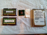 Cpu+ram Acer extensa 5230+ 160GB HD - foto