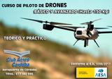 CURSO de piloto de Drones - foto