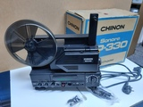 Proyector super 8 Chinon - foto