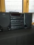 Equipo de sonido Sony - foto