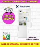 FRIGORIFICO ELECTROLUX COLOR BLANCO - foto