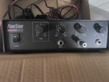 Amplificador de megafonía - foto