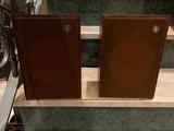 Bafles de madera faro - foto
