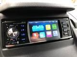 pantalla para coche tactil con camara - foto