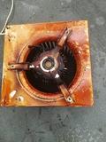 Limpieza campanas extractoras industrial - foto