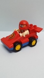 Lego Duplo Coche Carreras - foto
