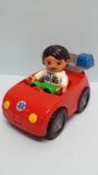 Lego Duplo Coche Medico - foto