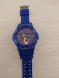 Reloj GMT Dual-Maq Caucho azul sumergibl - foto