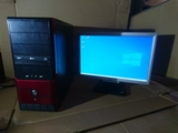 PC intel core 2 duo - foto