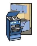Nevera lavadora lavavajillas estropeado - foto