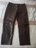 pantalones de cuero - foto