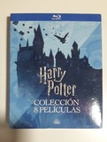 Harry Potter Coleccion 8 Blu Ray - foto