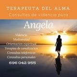 Angela Ramos terapeuta del alma SERIEDAD - foto