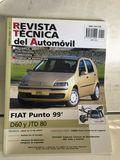 FIAT PUNTO D60 JTD 80 MANUAL DE TALLER - foto