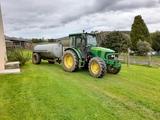 traballos con tractores - foto