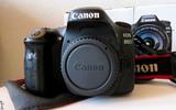 Camara canon eos 80d - foto