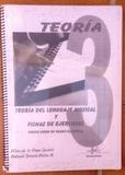 TEORIA DEL LENGUAJE MUSICAL Y FICHAS EJ3 - foto