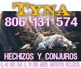 tyna,hechizos de amor y tarot - foto