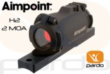 Aimpoint Micro H-2 base semiautomático - foto